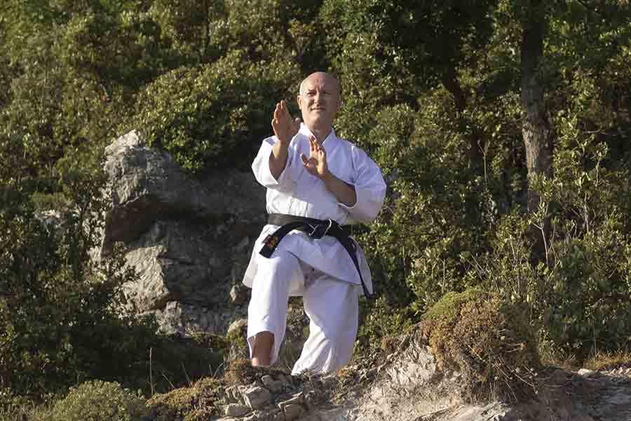 karate napoli chi siamo